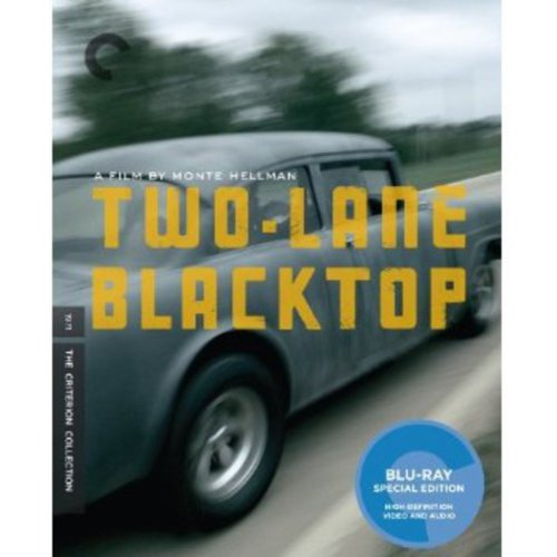 Two-Lane Blacktop (Blu-ray) (Criterion Collection)