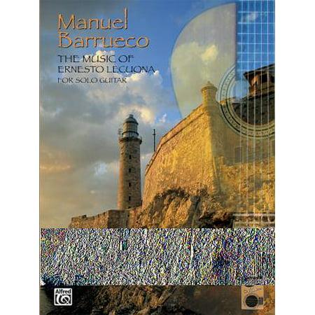 Manuel Barrueco Guitar (Manuel Barrueco: The Music of Ernesto Lecuona for Solo Guitar)