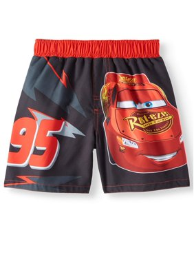 Disney Pixar Cars Swim Trunks (Toddler Boys)