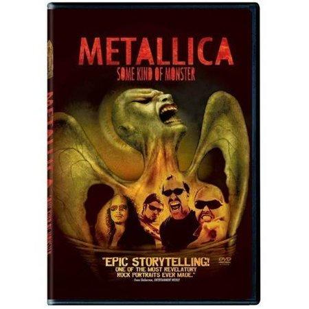 Metallica  Some Kind Of Monster  2Cd