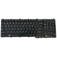 Toshiba Satellite A500 A505 A505D P500 P505 P500D P505D Glossy Black Laptop Keyboard