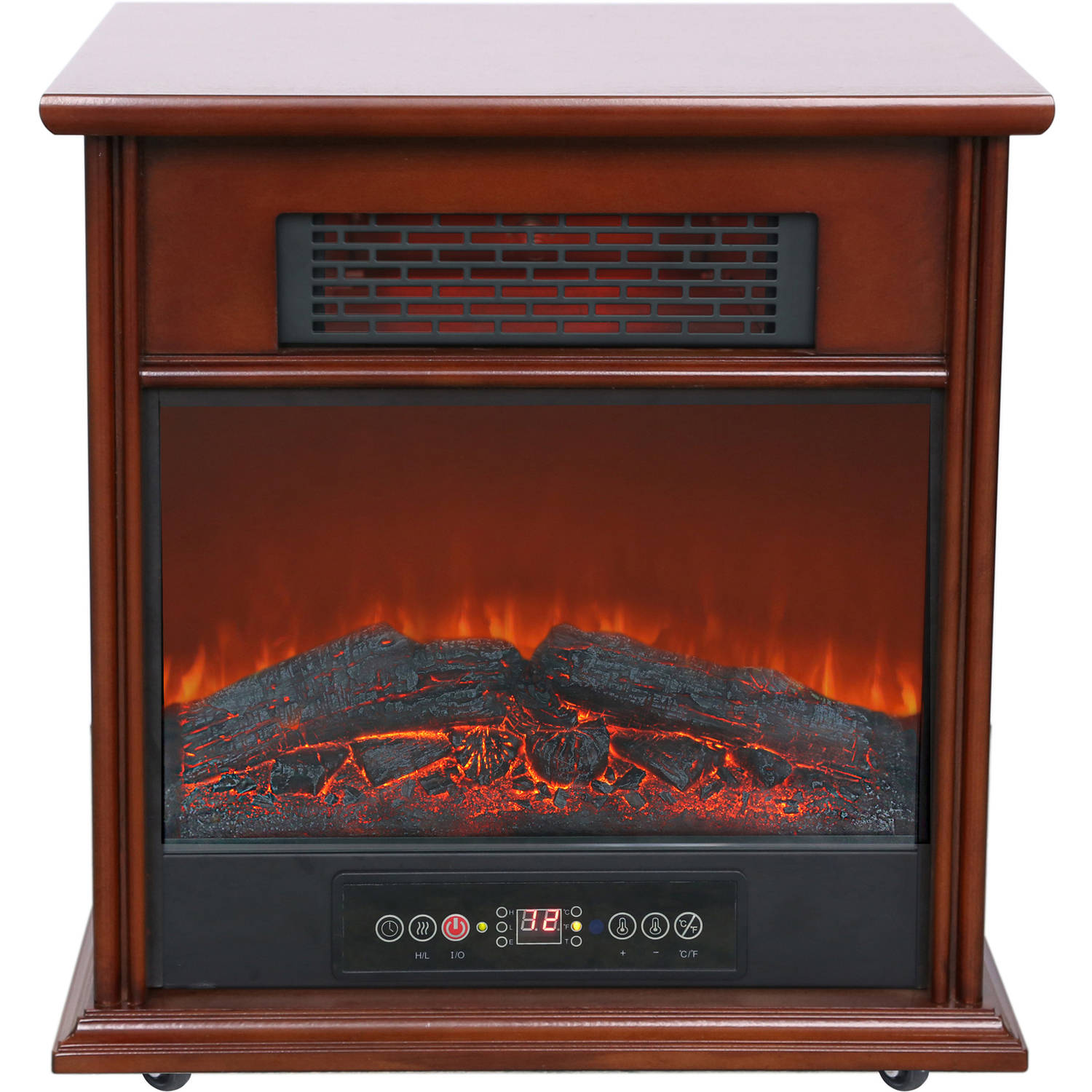 Hampton Bay Electric Fireplace Replacement Parts Fireplace Ideas