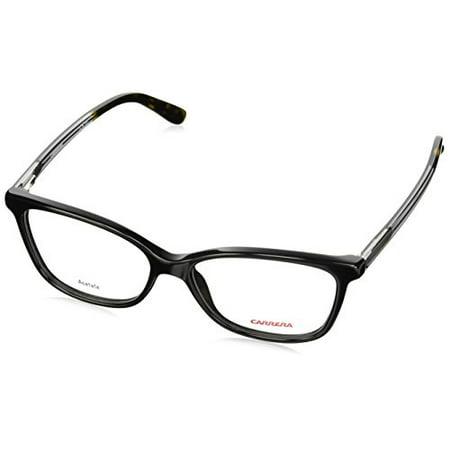 Carrera 6646 Eyeglass Frames CA6646-03L3-5215 - Black Gray Frame ...