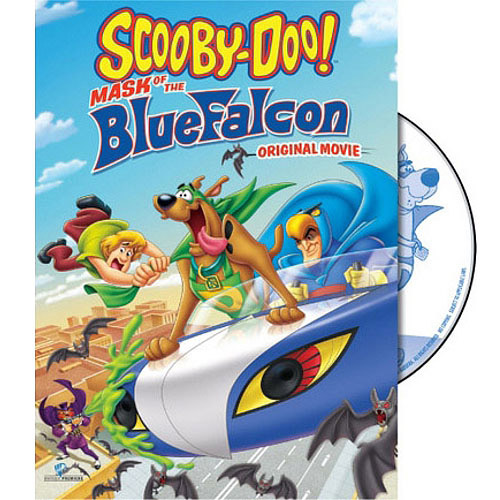 Scooby-Doo! And The Mask Of The Blue Falcon (Widescreen)