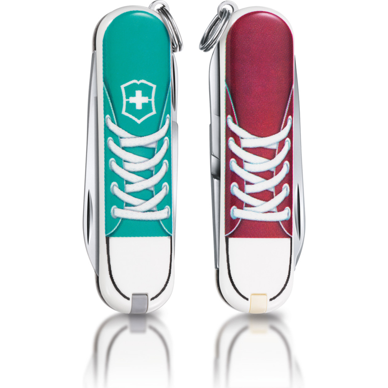 Victorinox Classic SD - Limited Edition 2012, Sneakers