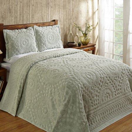 better trends rio bedspread. Black Bedroom Furniture Sets. Home Design Ideas