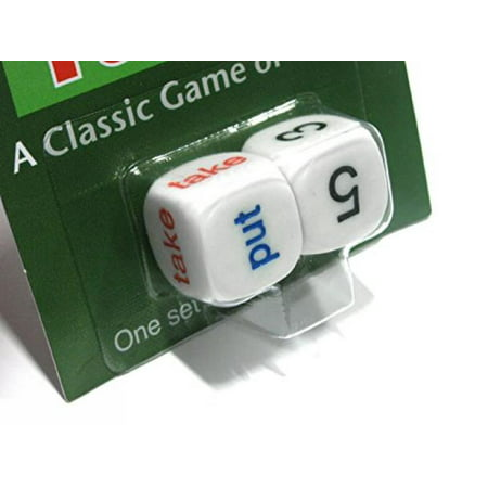 - Put and Take 16 mm Dice