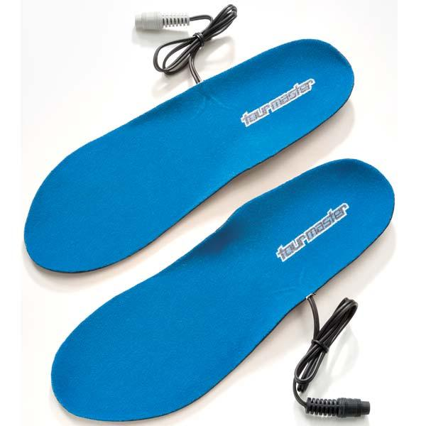 Tourmaster Synergy 2.0 Heated Insoles Blue