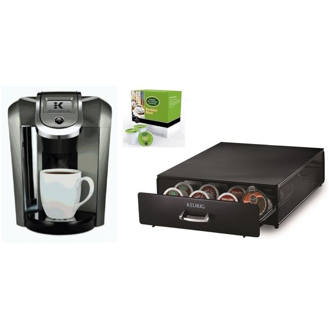 KEURIG K575PSTARTER2 Black Programmable Single-Serve Coff...