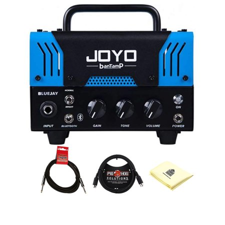 joyo bluejay bantamp 20w pre amp tube hybrid guitar amp head with built in cab speaker amp. Black Bedroom Furniture Sets. Home Design Ideas