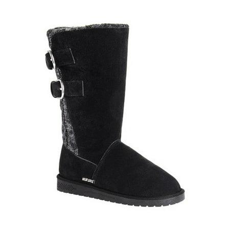 MUK LUKS® Women's Jean Boots Boot Mid Calf Boots