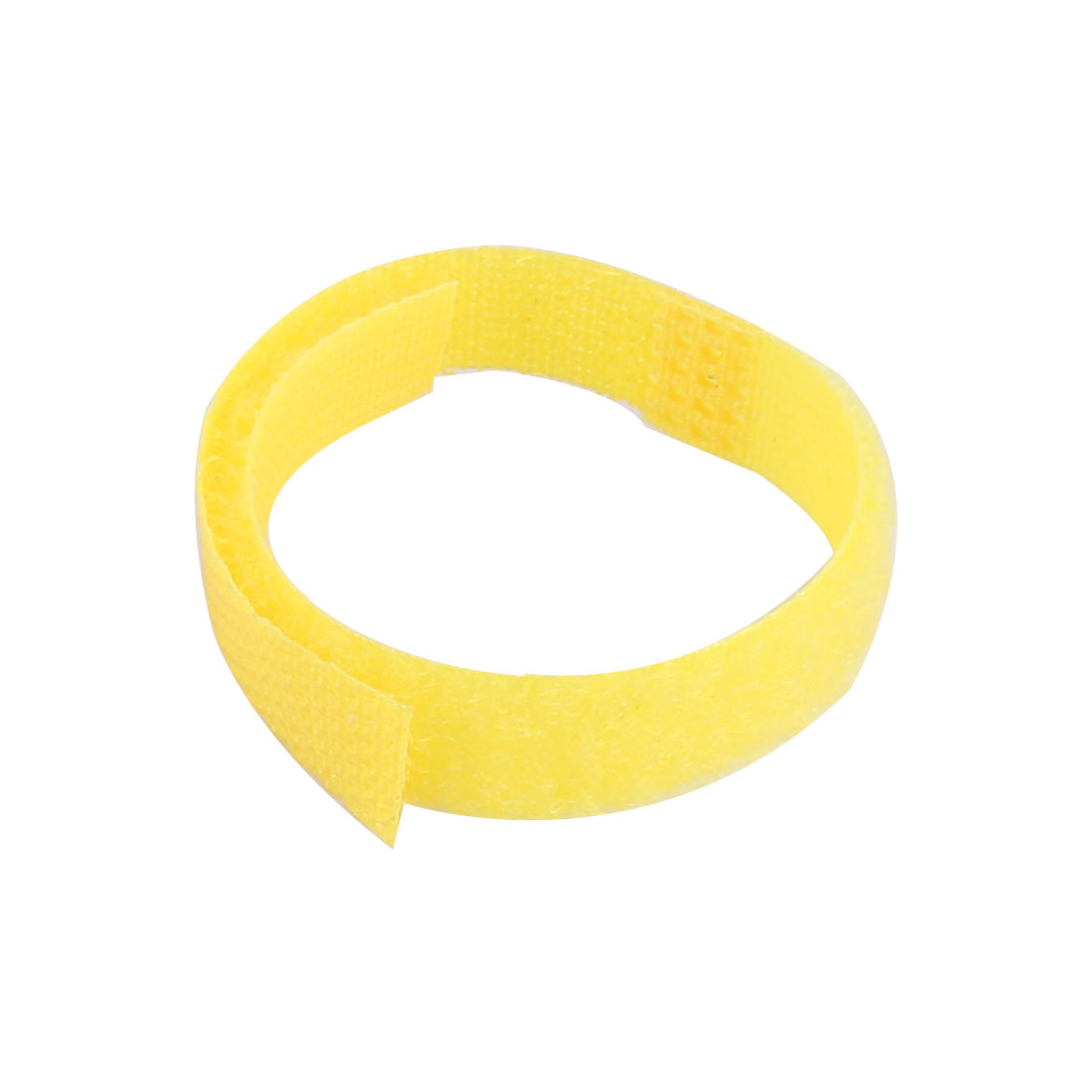 Self Adhesive Sticky Back Fabric Fastener Hook and Loop Tape 16cm Long 15pcs - image 1 of 2