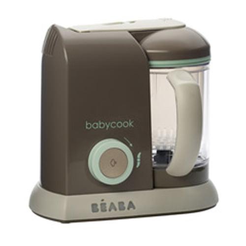 Beaba Babycook Pro Baby Food Maker - Latte Mint