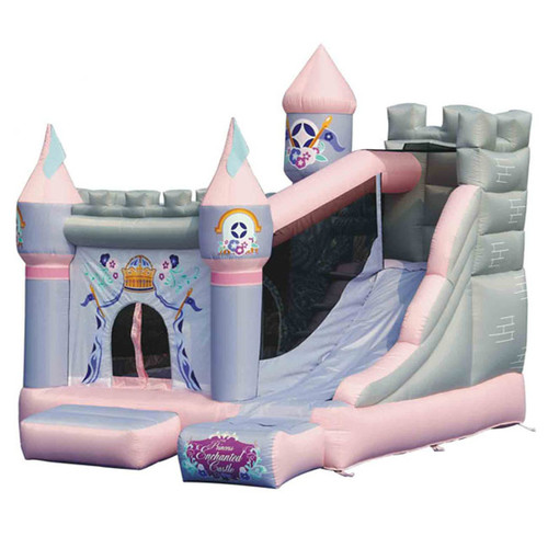 KidWise Enchanted Princess Castle Bounce House