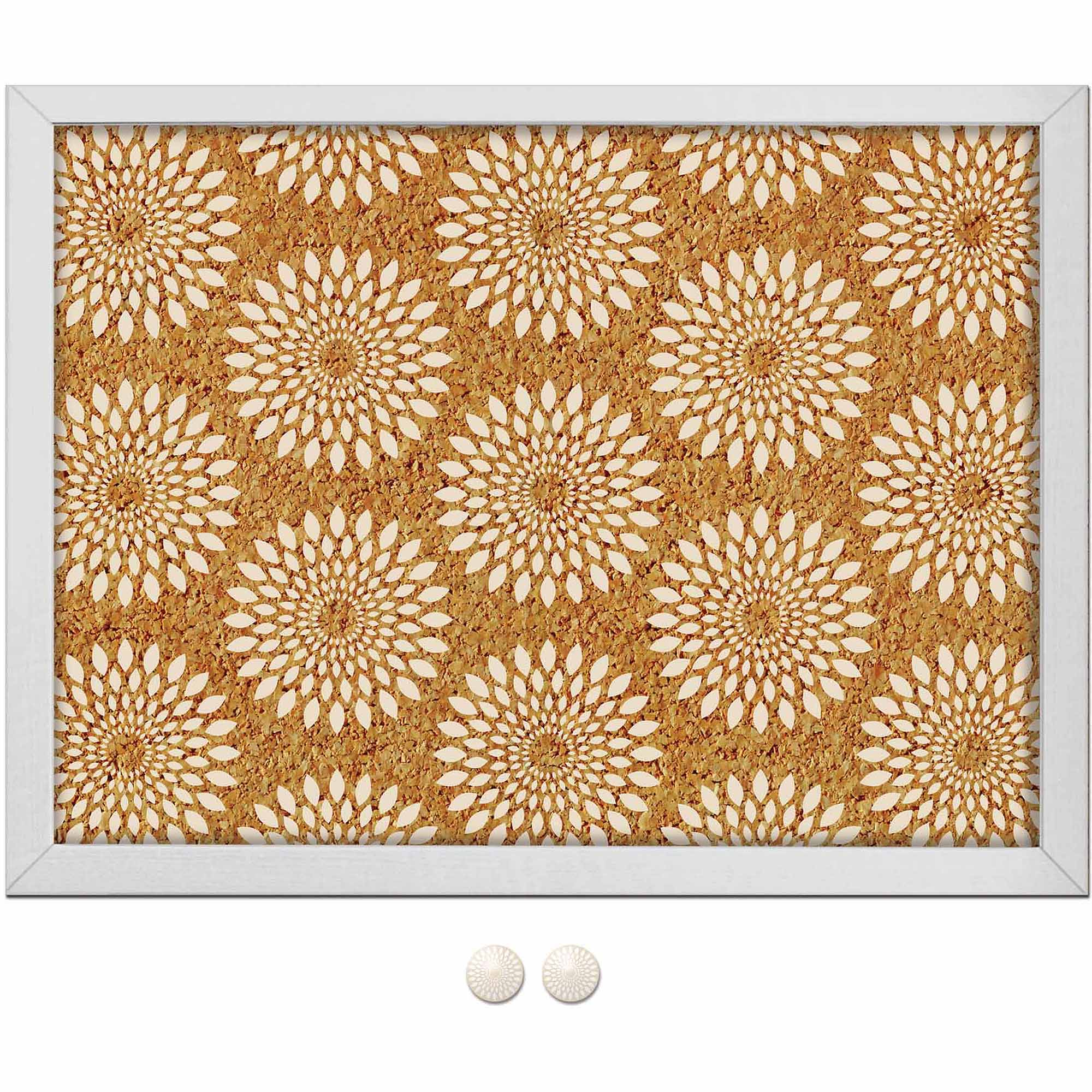 WallPops Catalina Printed Cork Board