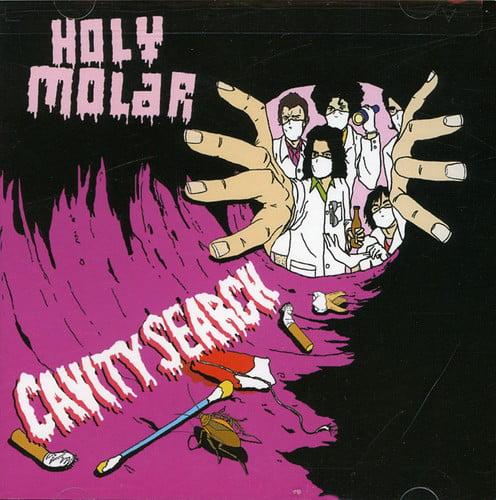 Holy Molar - Cavity Search EP [CD]