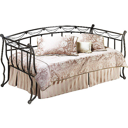 Camelot Daybed, Black/Gold