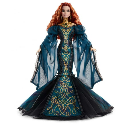Barbie Collector The Global Glamour Sorcha Barbie Doll - Franklin Mint Dolls