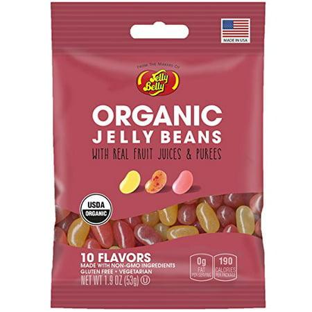 White Jelly Beans Bulk (jelly belly organic jelly bean assorted 1.9oz (1)