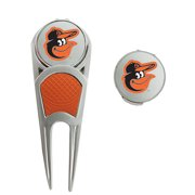 WinCraft Baltimore Orioles Ball Marker, Hat Clip & Repair Tool Set - No Size