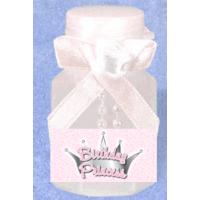 Birthday Princess 12pack Mini Bubble Favors