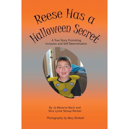 Reese Has a Halloween Secret : A True Story Promoting Inclusion and Self-Determination - Halloween Story Starters Worksheet