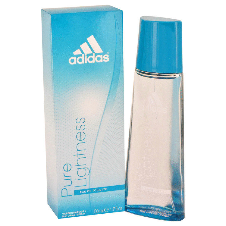 Adidas Pure Lightness by Adidas Eau De Toilette Spray 1.7 oz Great price and 100% authentic