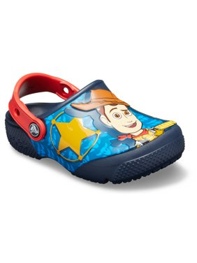 b7517b4e4e Product Image Crocs Unisex Child Fun Lab Buzz Woody Clog