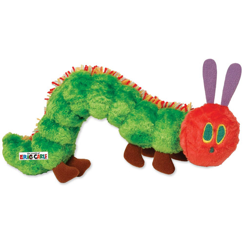 Eric Carle The Very Hungry Caterpillar Bean Bag Toy