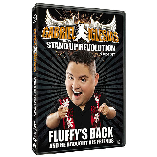 Gabriel Iglesias Presents: Stand-Up Revolution (With I'm Not Fat I'm Fluffy) (Exclusive) (Widescreen)