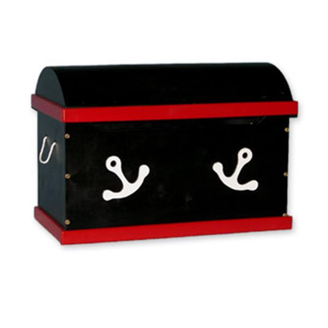 Just Kids Stuff Pirate Toy Chest