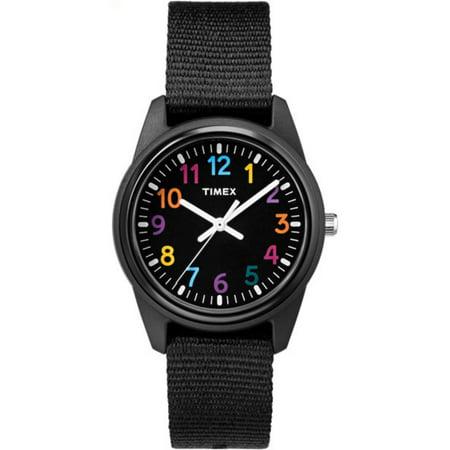 433f68ebe32 Timex - Girls Time Machines Black Watch