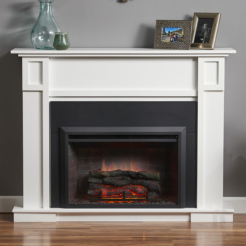 The Outdoor GreatRoom Company Gallery Fireplace Mantel Shelf