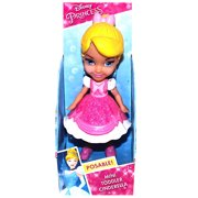 "Cinderella Pink Dress Disney Princess Mini Toddler Doll 3"""