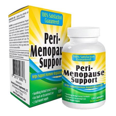 La péri-ménopause supplément de secours d'alimentation 2 mois (avec 12 extraits de plantes)