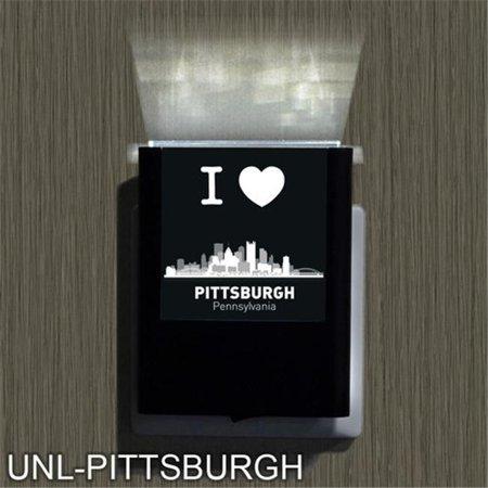 Uniqia UNLG0220 Night Light - Pittsburgh Laser - image 1 de 1