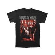 Cradle Of Filth Men's Vampire 07 Tour T-shirt Large Black