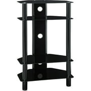 Innovex Concord Audio Stand, Black