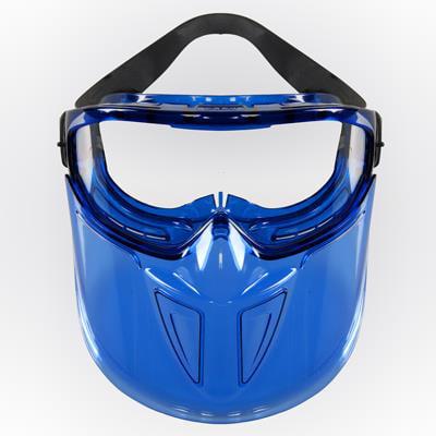 Goggle Mono Shield Assy211 Grn/Clr  3005059