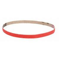Medium Grade 3-1//2 Width 60 Grit Aluminum Oxide VSM 11646 Abrasive Belt Cloth Backing 15-1//2 Length Pack of 10 Brown