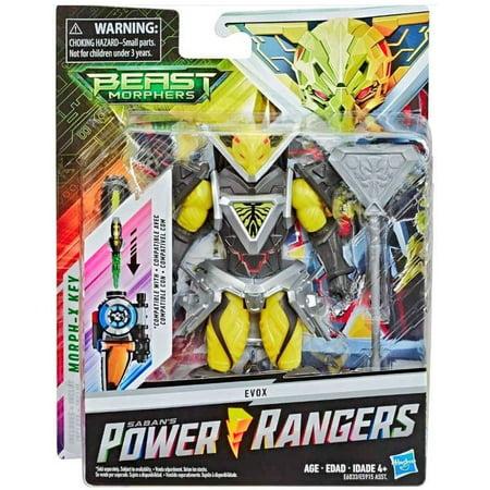 Power Rangers Glasses (Power Rangers Beast Morphers Evox 6-inch Action Figure)