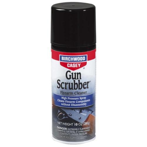 Birchwood Casey Gun Scrubber Firearm Cleaner - 10 ounce Aerosol