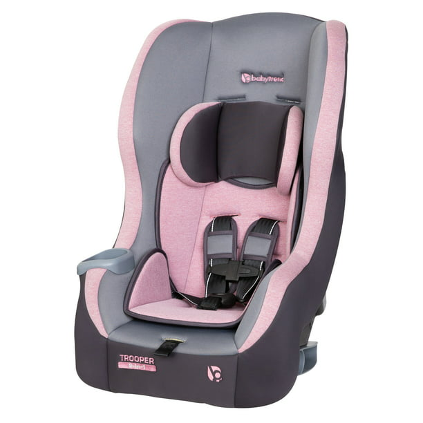 Baby Trend Trooper 3 In 1 Convertible, Pink Toddler Car Seat