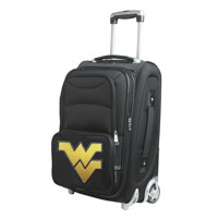 "West Virginia Mountaineers 21"" Rolling Carry-On Suitcase"