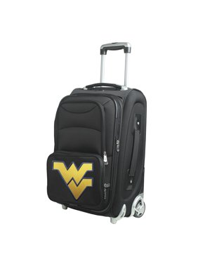 "West Virginia Mountaineers 21"" Rolling Carry-On Suitcase - No Size"