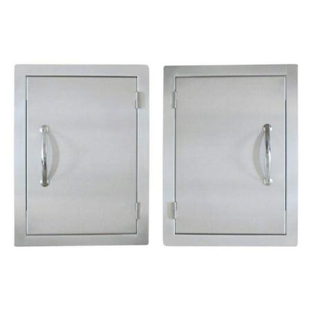 Sunstone Grills Classic Series Flush Single Access Vertical