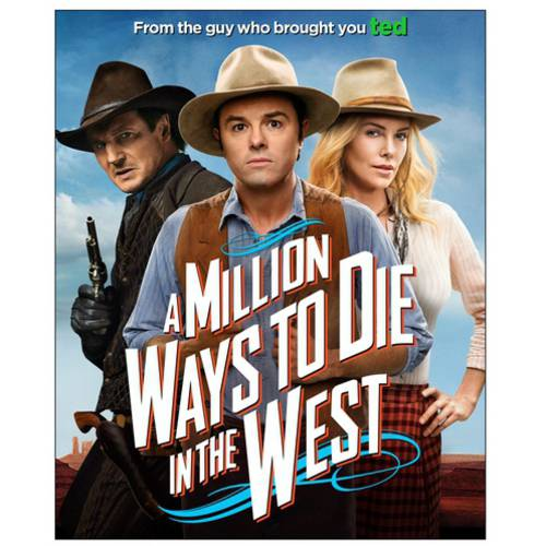 A Million Ways To Die In The West (With INSTAWATCH) (Widescreen)