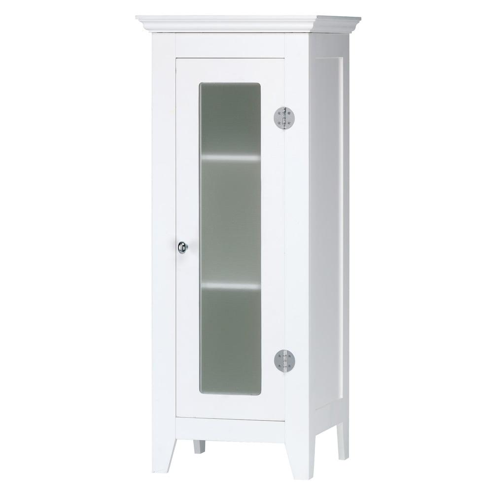 Bathroom Cabinets White, Elegant 3 Tier Wooden Bathroom Floor ...