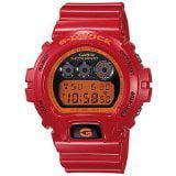 Casio DW-6900CB-4CU Men's G-Shock Red Multi-Function Digital Sports Watch