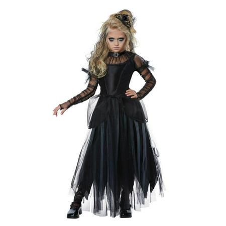 Dark Princess Kid's Costume